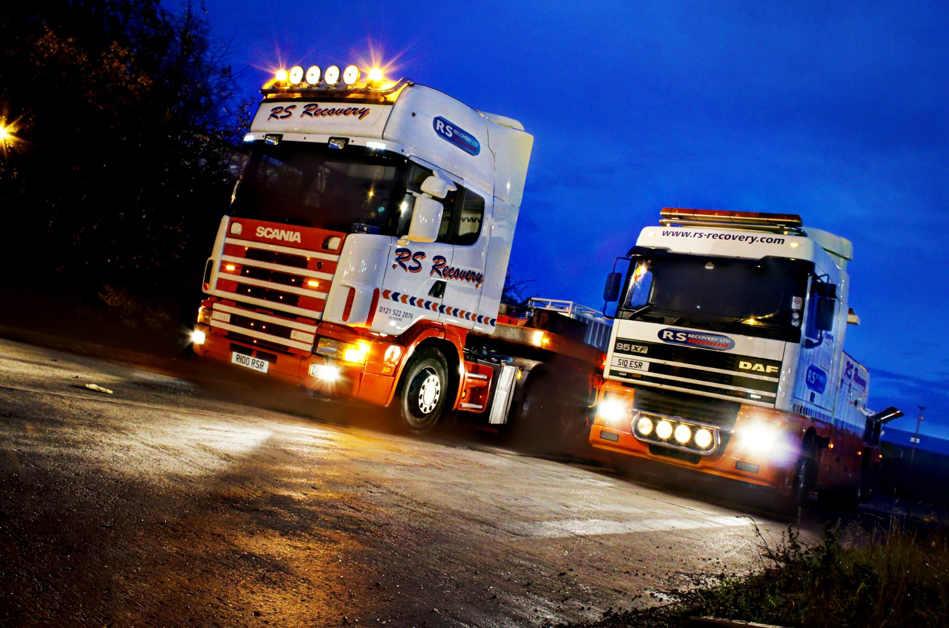 rsrecovery scania daf heavy recovery