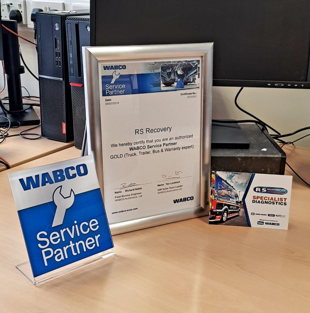 haldex wabco diagnostics trailer hgv