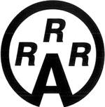 RRRA Logo Black & White Circle
