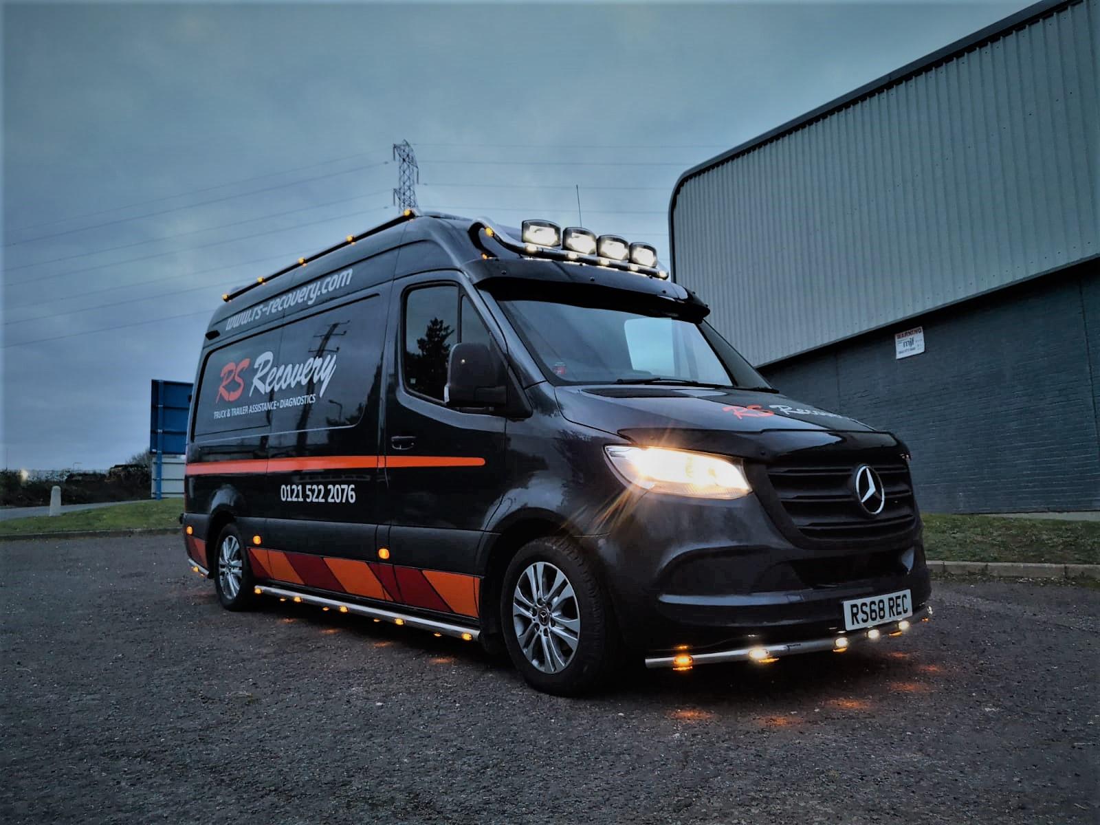 New Service Van