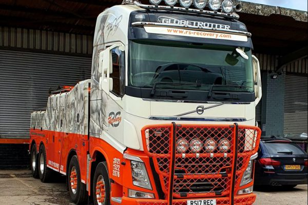 RS Recovery FH trident boniface DVS